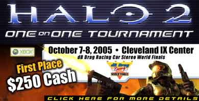 Halo 2 Competition