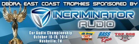 Incriminator Sponsors East Coast Trophies