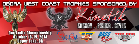 Kinetik Sponsors West Coast Trophies