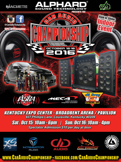 2016 Car Audio Championship