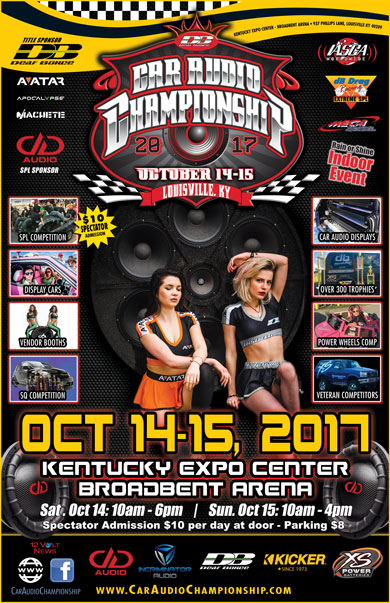 2017 Car Audio Championship