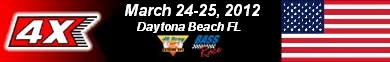 XIV World Finals - Daytona Beach Venue