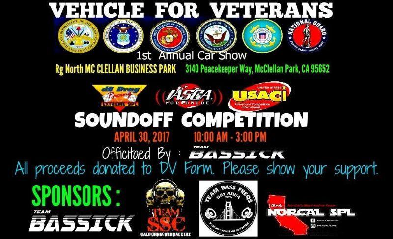 Vehicle For Veterans