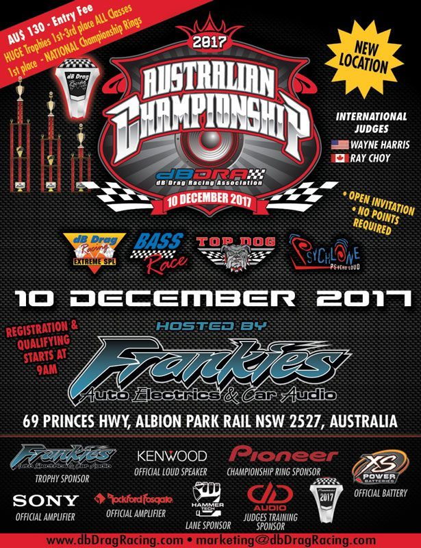 2017 Australian Championship