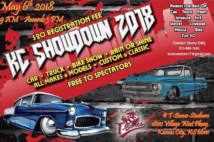 Kc Showdown Car, Truck & Bike Show