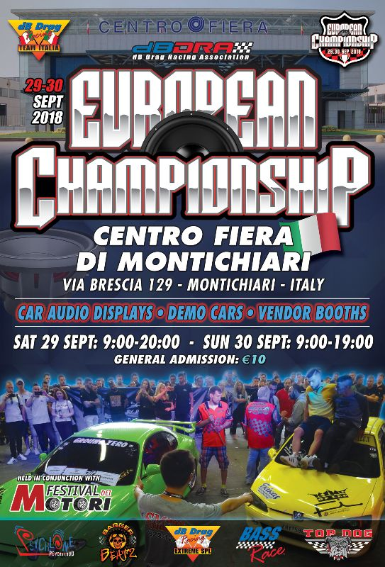 Dbdra European Championship