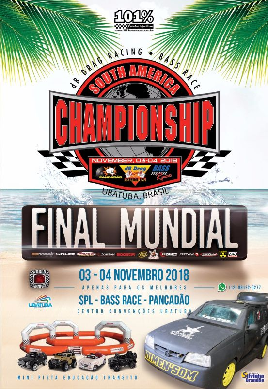 South American Dbdra Championship