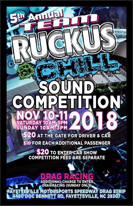 Ruckus & Chill 2018