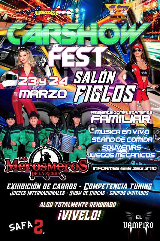 Show Fest Los Mochis