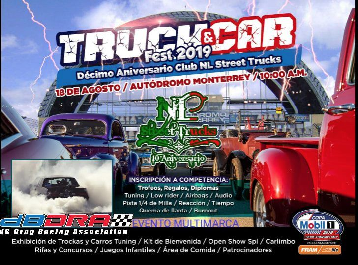 Truck & Car Fest 2019