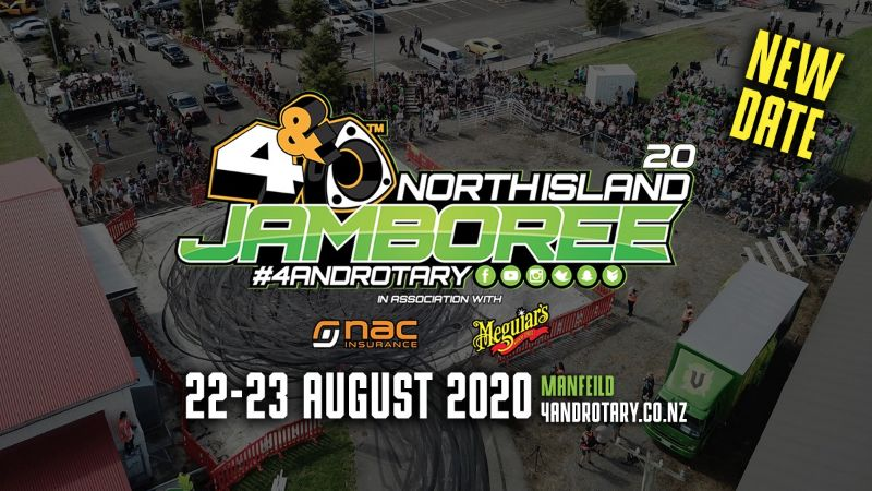 4s & Rotarys North Island Jamboree 2020