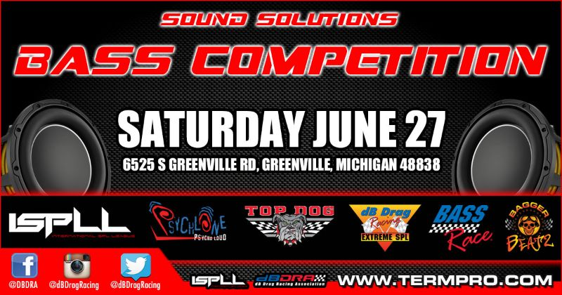 Sound Solutions Bass Competition