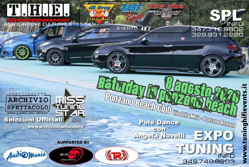 Db Drag Racing Italy / T.h.e. Tuning&hifi Events A
