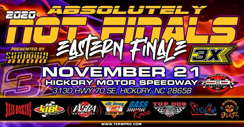 Not Finals 2020 Eastern Finale