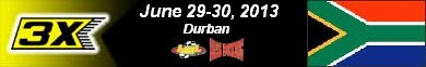 IASCA Sibaya Casino SA Semi - Finals 2013