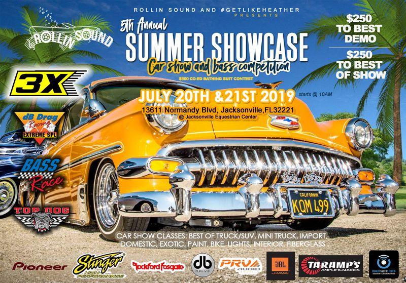 5th Annual Rollin Sound Summer Showcase