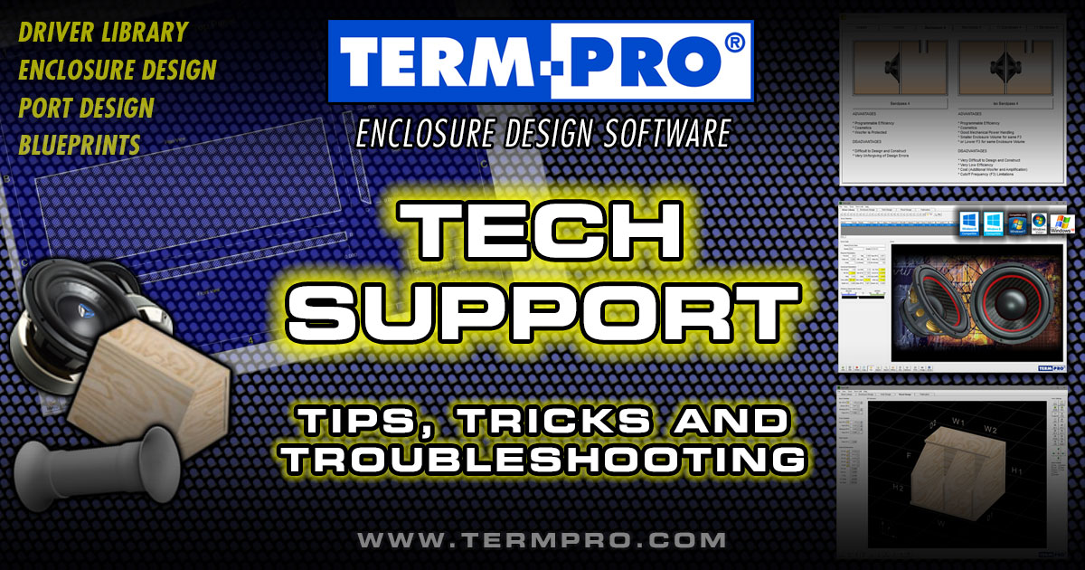 Term-PRO Support