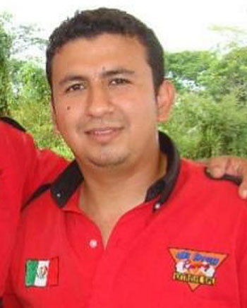 Pedro Zurita