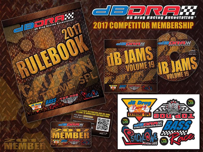 Order 2017 dBDRA Membership