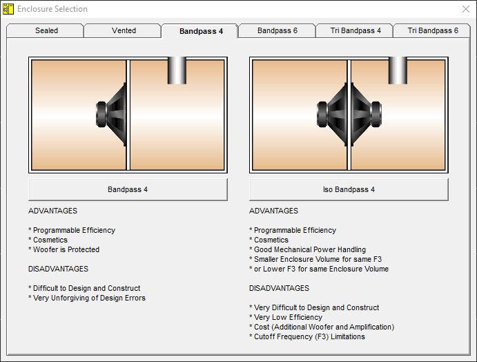 Term-pro loudspeaker enclosure design software video tutorial.