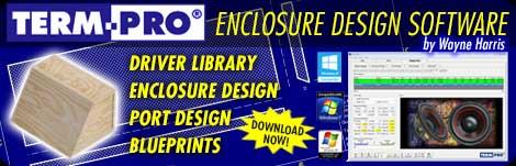 Term-pro enclosure design software download | db drag racing term.